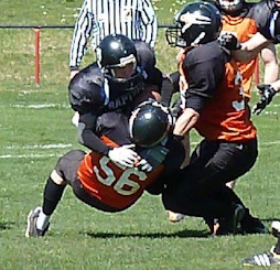 Running Back Ball Security