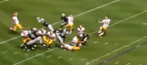 Punt Block Laying Out