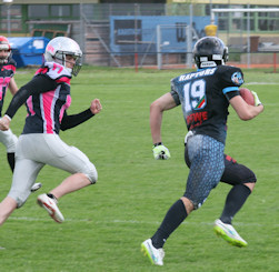wide receiver breakaway speed